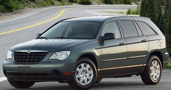 2008 Chrysler Pacifica Lx Station Wagon Chrysler Pacifica Best