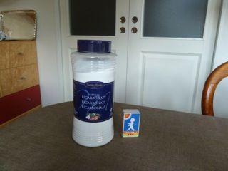 rengöring med bikarbonat
