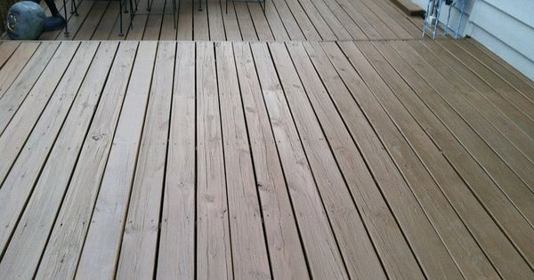 Beautiful Application Stainshield Decking Stain By Pratt
