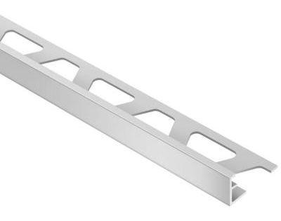 Schluter Schiene Satin Anodized Aluminum 3/8 in. x 8 ft. 2 ...