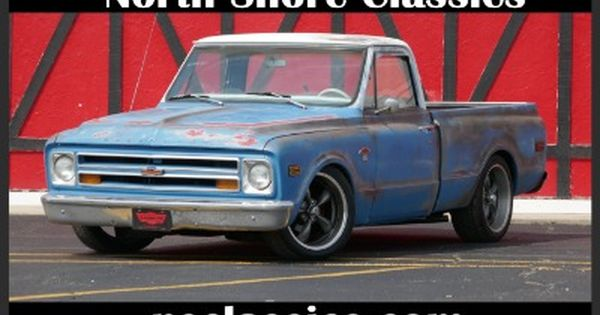1968 Chevrolet C10 Patina Pick Up From North Carolina Affordable