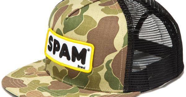 Huf Spam Trucker Hat Frogskin Camo Trucker Hat Trucker Hats