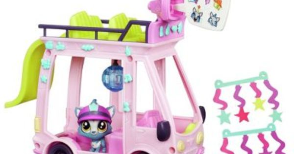 Buy Littlest Pet Shop Lps Shuttle At Argos Co Uk Visit Argos Co