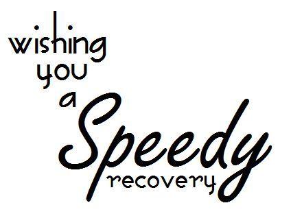 Speedy Recovery Speedy Recovery Psychology Recovery