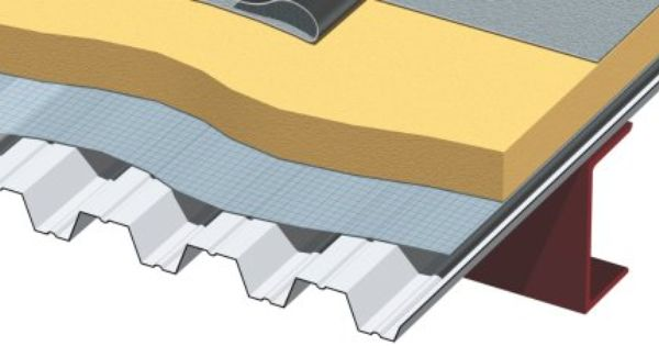 Tata Steel Roof Decking Roof Deck Green Roof Roof