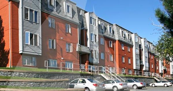 Realstar S Cunard Court Apartments In The Heart Of Halifax Offer Breathtaking Views Spacious Apartme High Rise Apartments Halifax Apartment High Rise Building