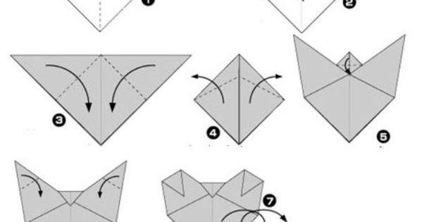 how to make cute origami koala