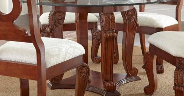 Myco Furniture Crestwood Dining Table 6008b Furniture Home Decor Dining Table