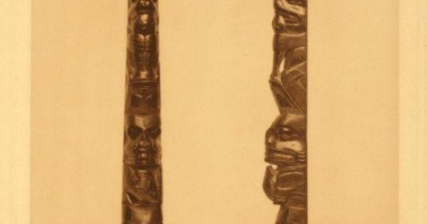 Haida slate carvings native american tribe