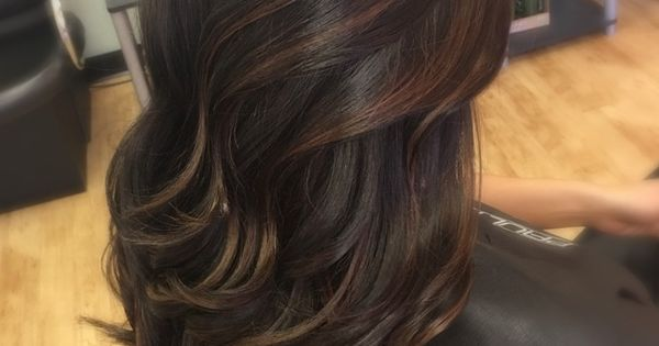 Different Types Of Highlights For Dark Brown Hair Hairs