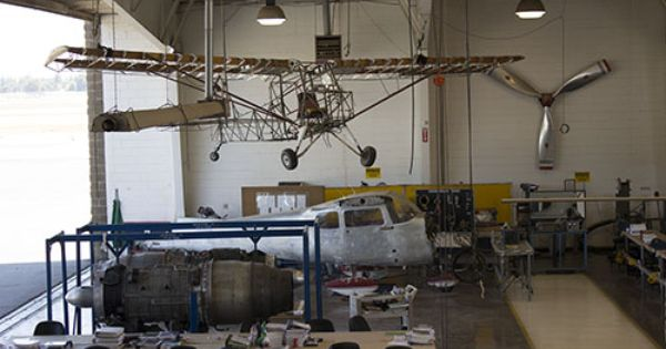 A Look At Our Aviation Classroom Airplanes Aviationmaintenance Sjvcaviation Aviation Aviation Mechanic Maintenance