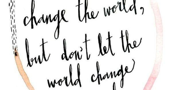 Let Your Smile Change The World But Dont Let The Quotes At