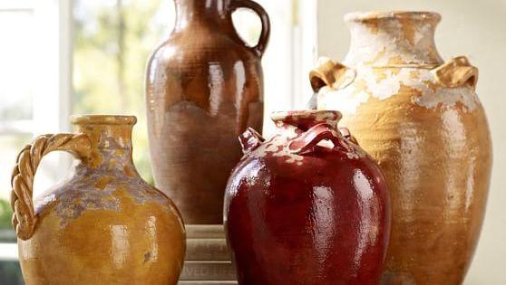 Sicily Vases Pottery Barn Italian Ceramics Pinterest