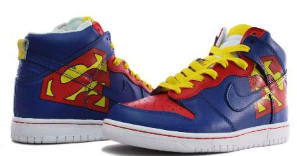 nike superman shoes dunk high tops things i need