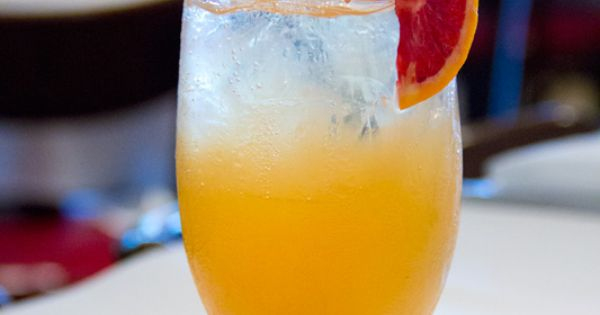 French 75, Blood orange and Blood on Pinterest