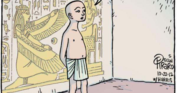 Hieroglyphic Spelling Bee (Bizarro)