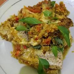 Resep Ikan Mujair Nyat Nyat Ala Bali Oleh Echa Fiorwane Gochakitchen Cookpad Resep Ikan Resep Masakan Resep