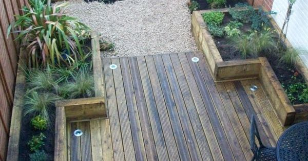 Ideas For Small Yards | Small Backyards, Backyards and Home Design