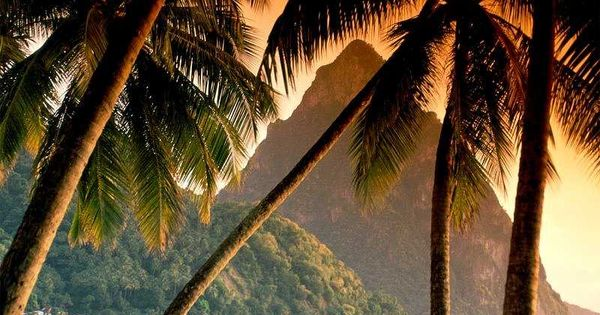 Saint Lucia One of my favorite places:)