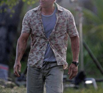 Daniel Craig Bleu Marine /& Noir Veste Spectre JAMES BOND Bomber Veste homme