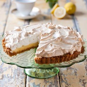 Classic Lemon Meringue Pie Recipe African Dessert South African Desserts Dessert Recipes