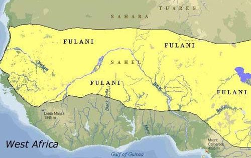 Who Are The Fulani People Their Origins Fulani People West