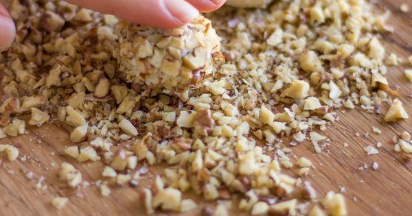 Waldorf Cheese Ball Bites | Recipe