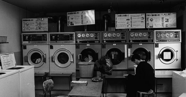 Coin Laundry In Tokyo Coin Laundry Laundry Tokyo