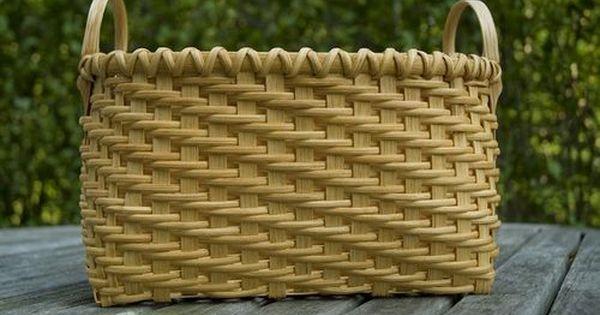Nantucket Basket Weaving Patterns : Handmade nantucket baskets from etsy