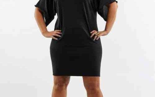 look femme ronde quelques id es d 39 inspiration robe. Black Bedroom Furniture Sets. Home Design Ideas