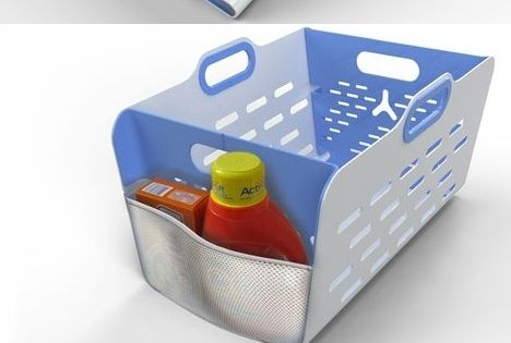 The Unhampered Collapsible Laundry Basket | 33 Insanely Clever Things Your Small