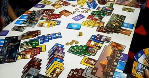 7 Wonders Board Game Review