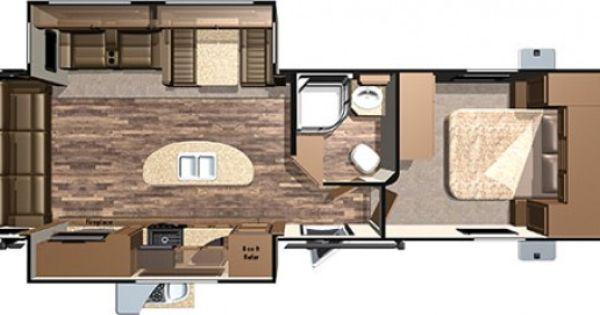 2016 Open Range Light 272rls Double Slide Rear Living Room Travel Trailer Kitsmiller Rv Superst Travel Trailer Floor Plans Travel Trailer Light Travel Trailers