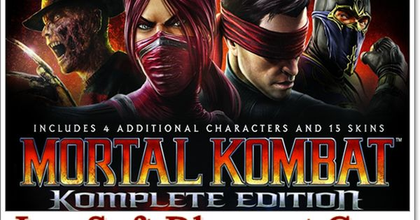 Mortal Kombat 9 Komplete Edition 2019 Pc Game Download Mortal