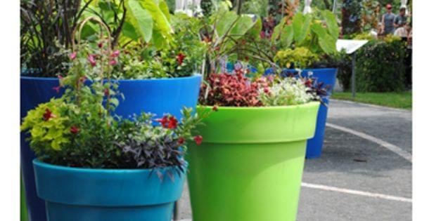 Jardinieres Potsafleurs Pots A Fleur Tres Grand Format En Vente Sur Hortik Com Pot De Fleurs Fleur En Plastique Fleurs