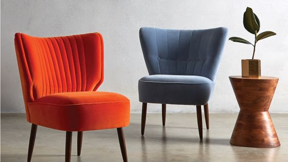 Top 10 Compact Armchairs For Small Spaces Colourful Beautiful Things Chairs For Small Spaces Arm Chairs Living Room Compact Armchair
