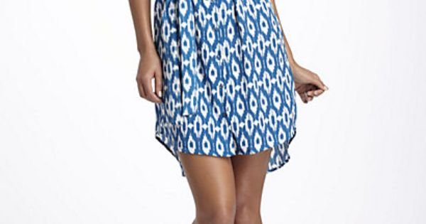 Ikat Shirtdress - Anthropologie.com