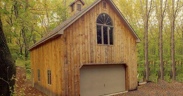 Pole Barn Garage Apartment 001 24 39 X 30 39 Garage Pole