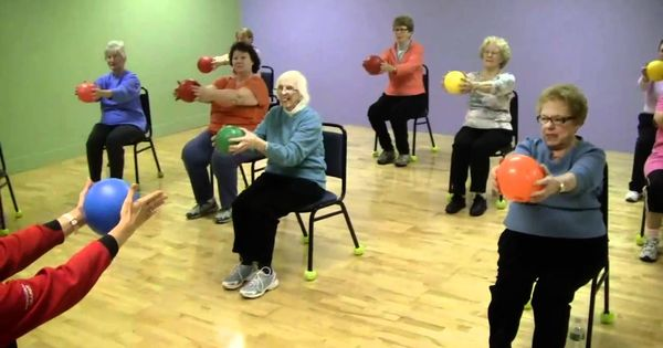 SHARC - Silversneakers MSROM | Senior Workout Ideas ...