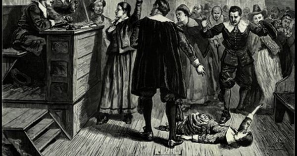 essays on salem possessed the social origins of witchcraft Salem possessed: the social origins of witchcraft will be thesis statement salem possessed - h&m waterproofingan analysis of salem possessed essays an.