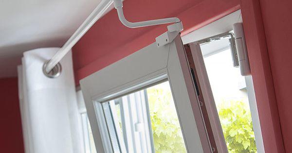 Pour ne pas ab mer les murs on opte pour une solution for Aerer une chambre sans fenetre
