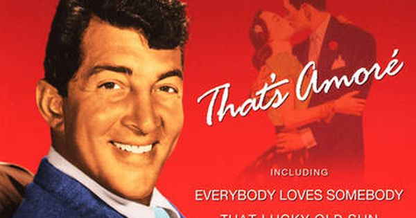 Dean Martin Merry Christmas From Dean Martin Music Front Cover