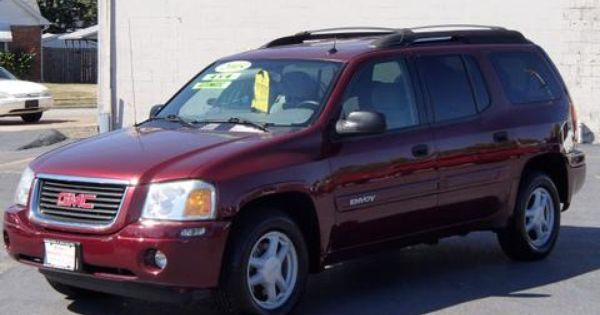 2005 Gmc Envoy Xl Sle Free Classifieds Riverbender Com Gmc