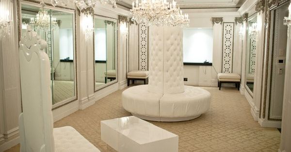 The Chafee Court- My bridal dressing room at The U.S ...