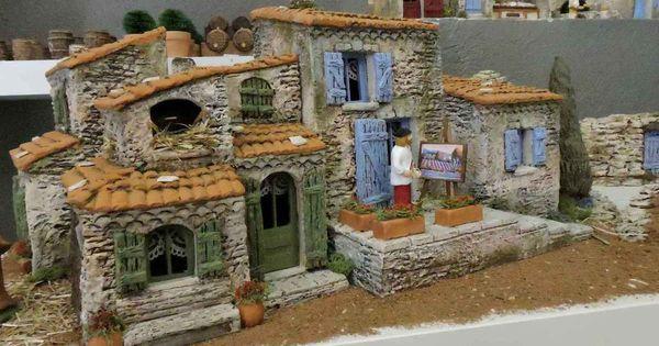 atelier de fanny santons et cr ches pinterest santon cr che et creche provencale. Black Bedroom Furniture Sets. Home Design Ideas