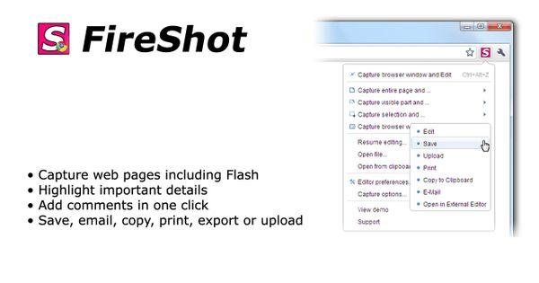 Fireshot Pro Crack and Serial Number Free Download FullyCracked