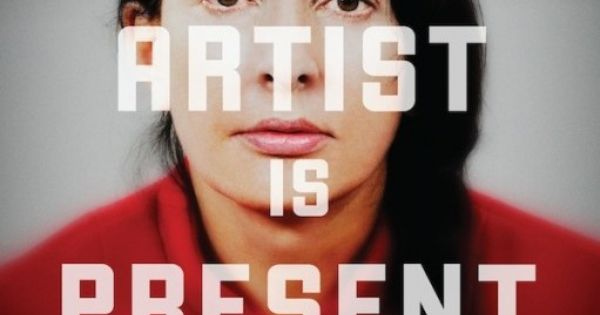 Artecle Poster Image For The Movie Marina Abramovic The Artist Is Present Marina Abramovic Art Documentary Documentaries