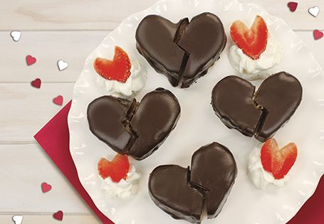 Aldi Us Heart Stacker Aldi Recipes Desserts Valentines Day Desserts