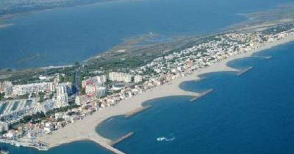 Carnon Plage Languedoc Roussillon France I Lived On This Beach For 2 Months Voyage En France Visite France Lieux A Visiter