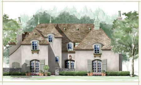 Pin By Sandy Deppe On Jack Arnold Homes French Country House French Country Exterior French Style Homes